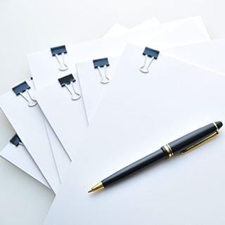 確認書類の収集・申請書作成